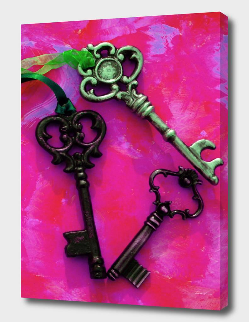 Magenta Keys