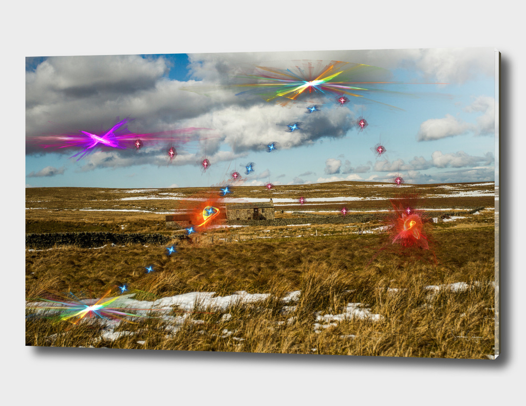 Interstella Galagtical Warfare on The Dales