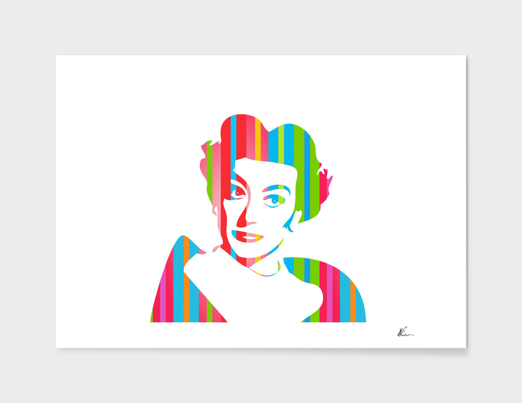 Joan Crawford | Pop Art