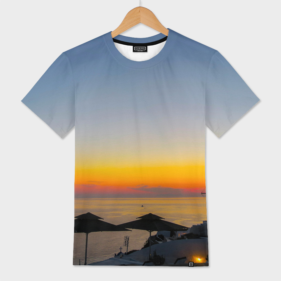 santorini sunset cv