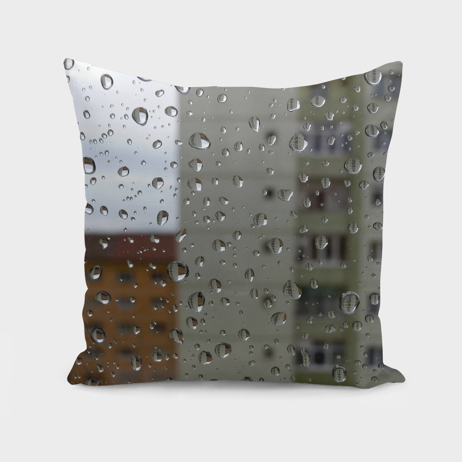 Drops of rain