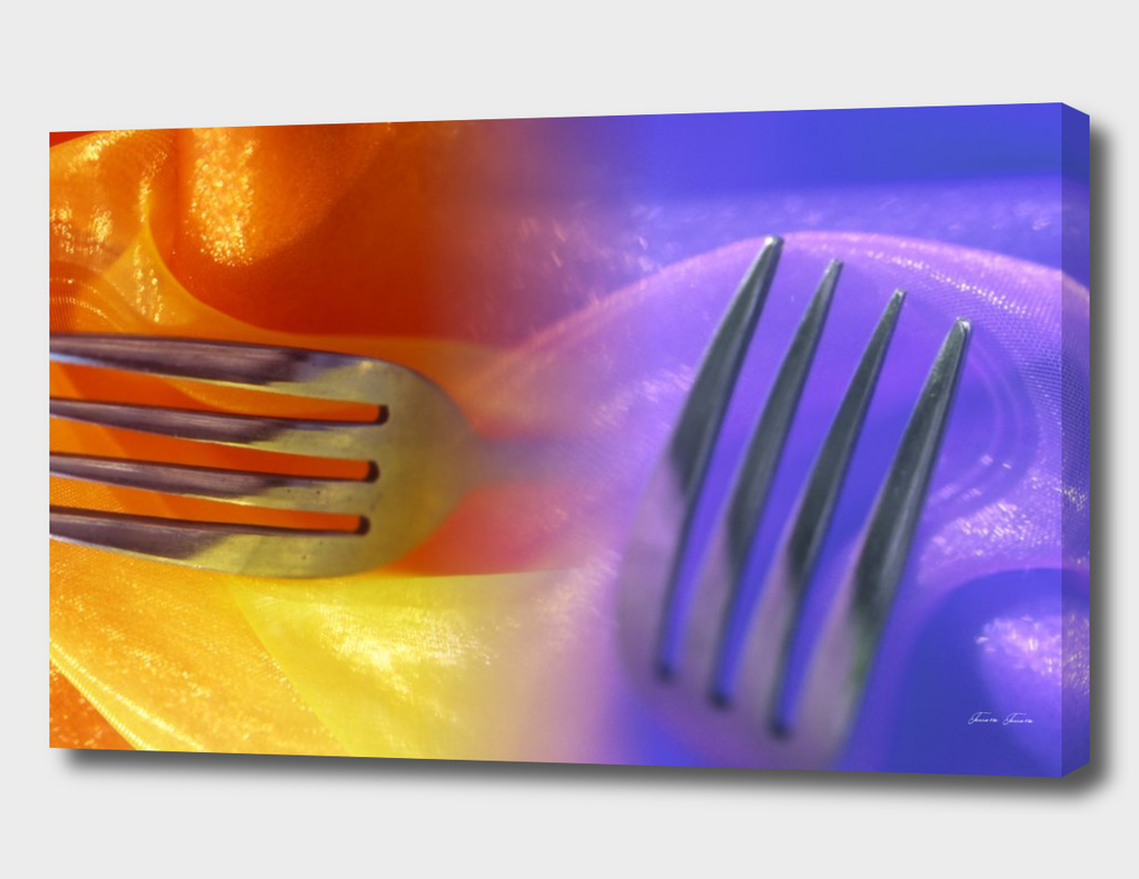 FORK ENVELOPED