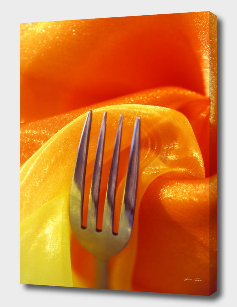 Chiffon Forks