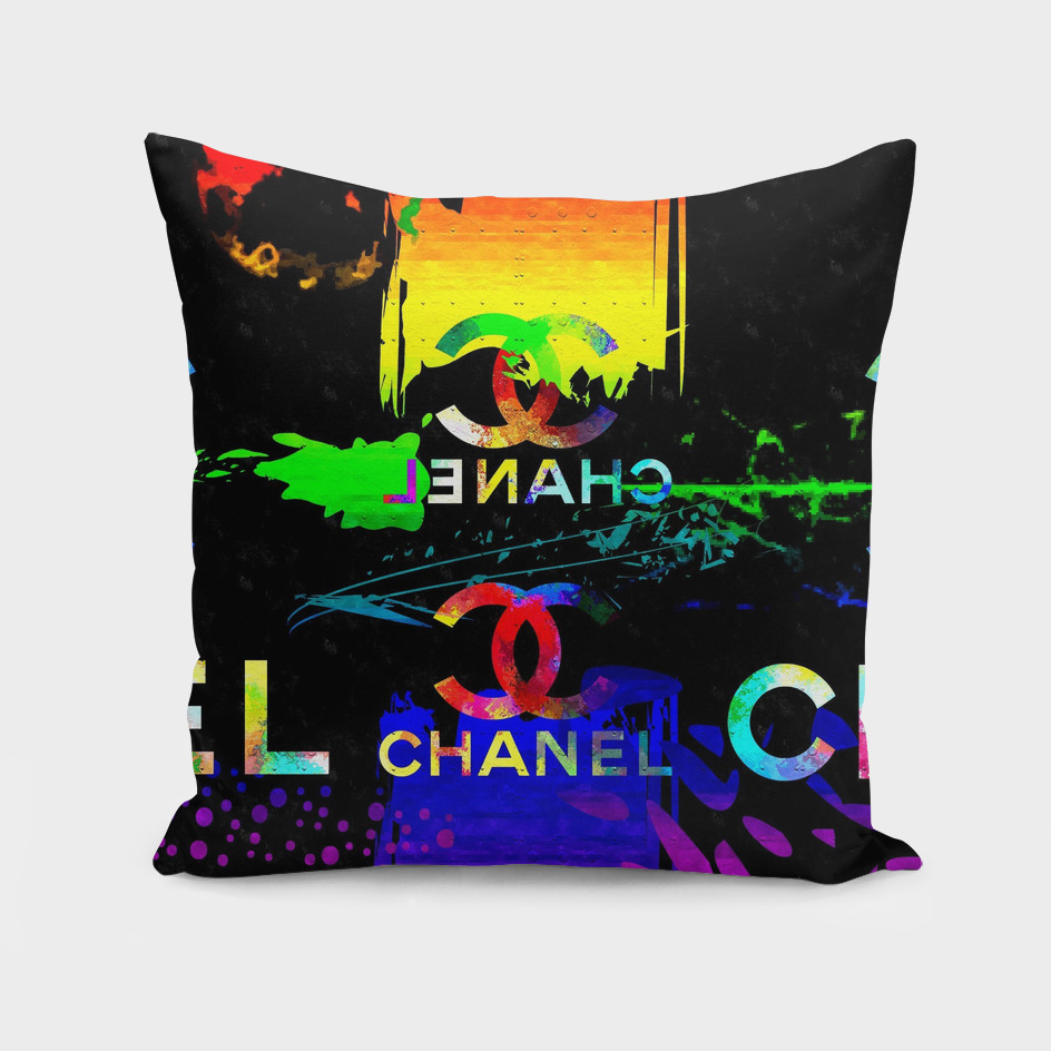 Colorful Chanel Art