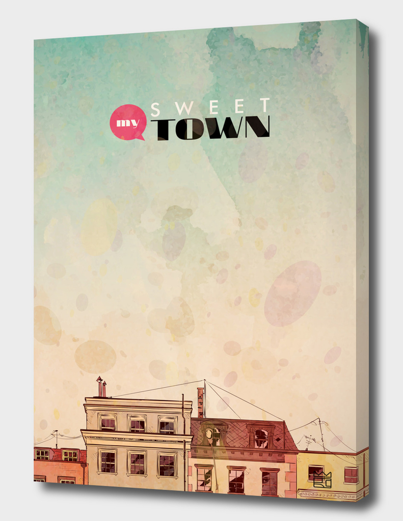 My sweet town 1