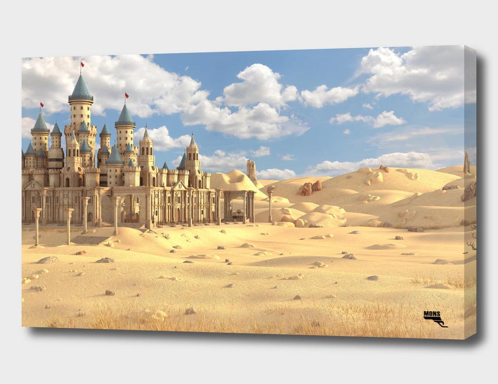 Deserted Castle
