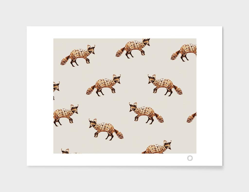 Golden Fox Pattern
