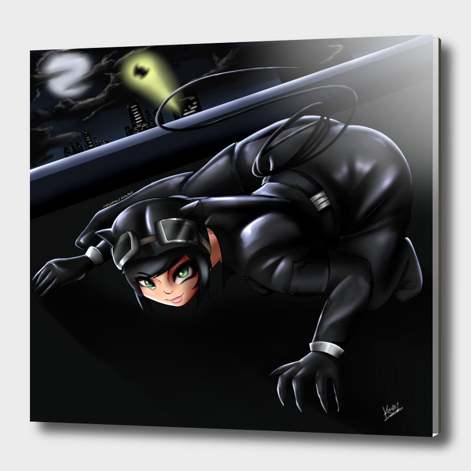 Catwoman//DC comics