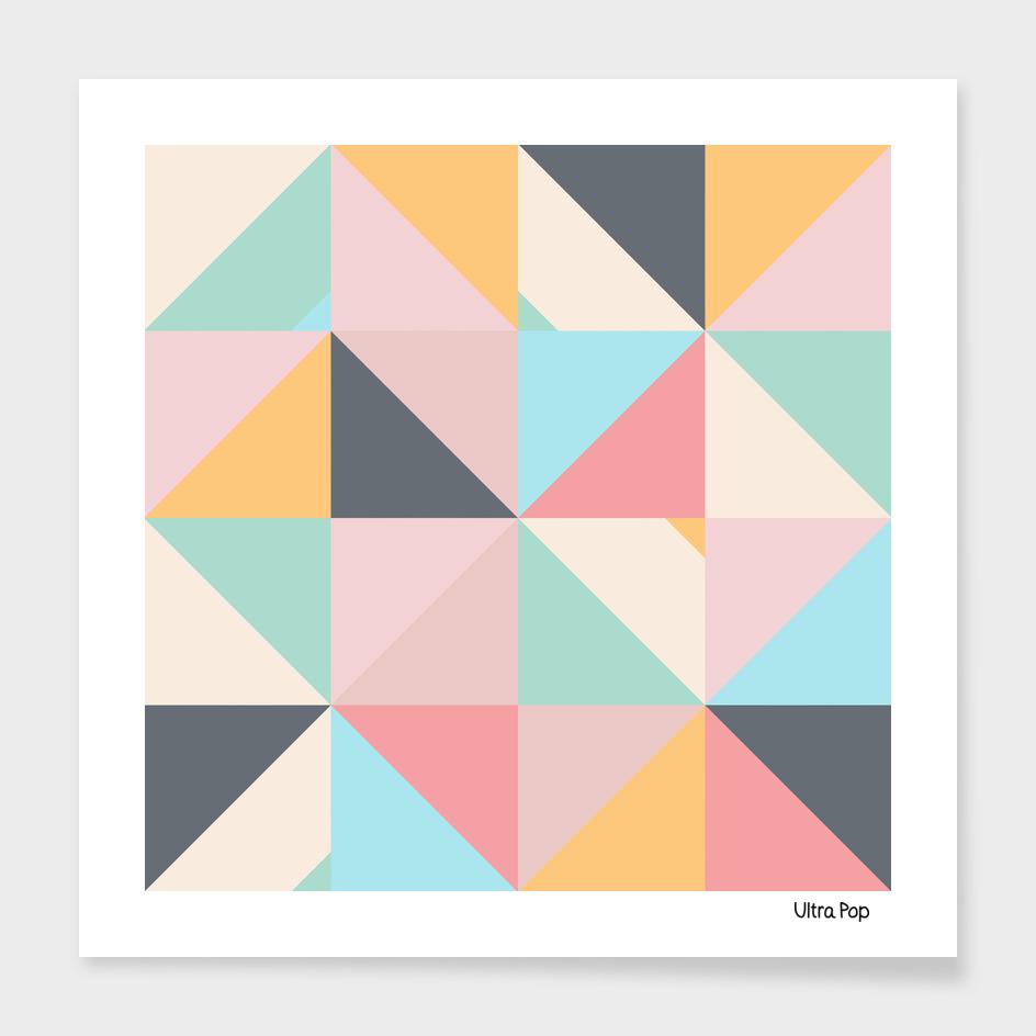 Geometric Pattern XV