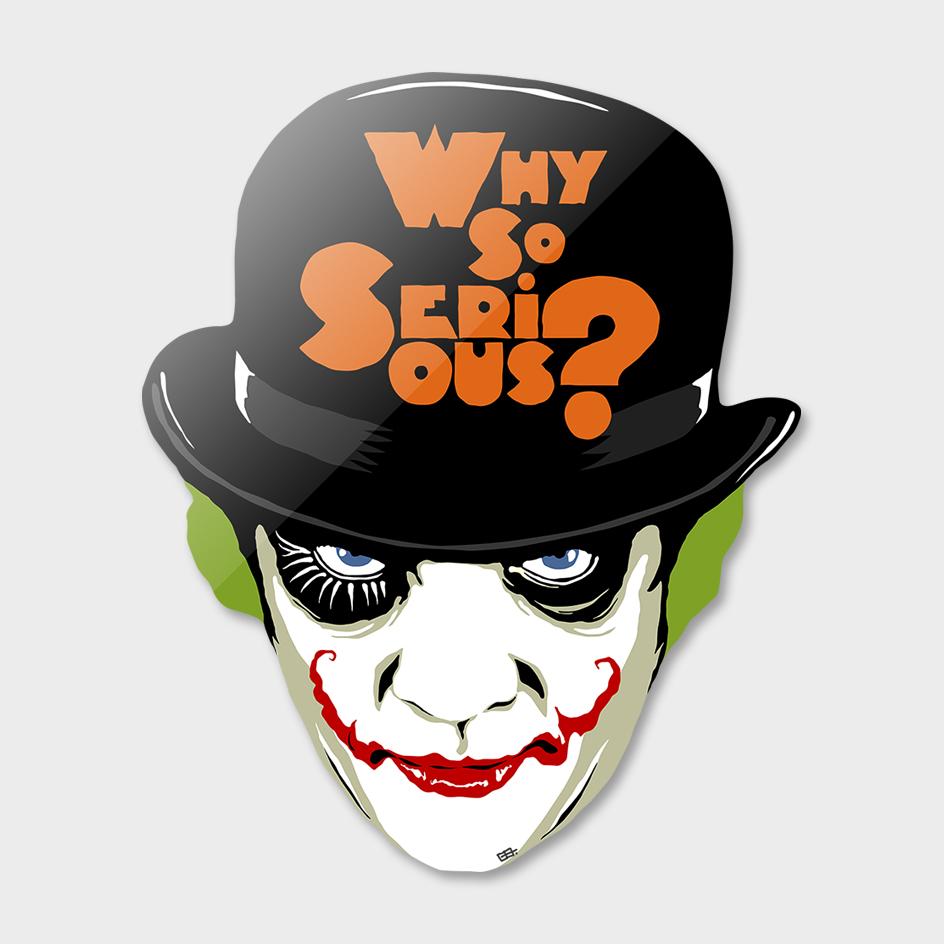 A Clockwork Joker