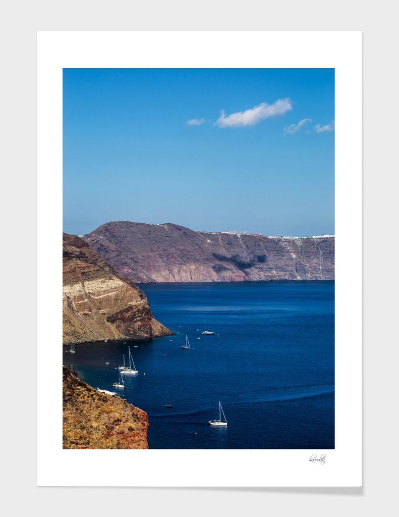 Santorini cbw