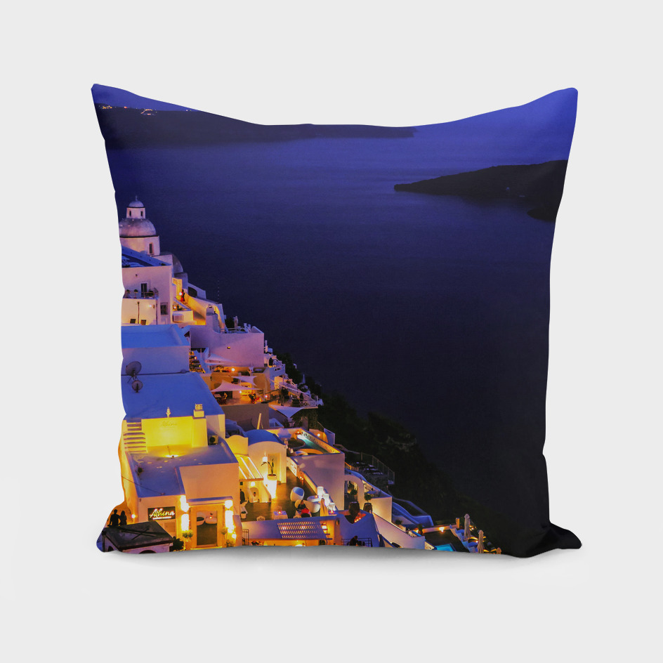 Santorini Fira Greece