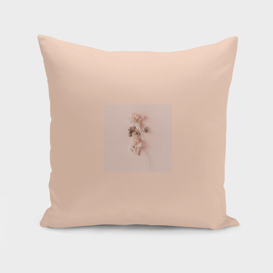 Peach color flowers