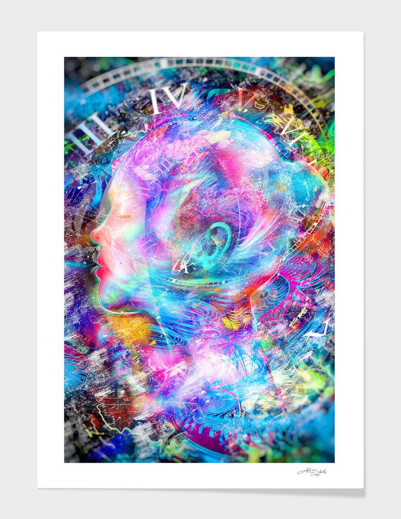 Artistic IX  - Abstract Dreamer / NE