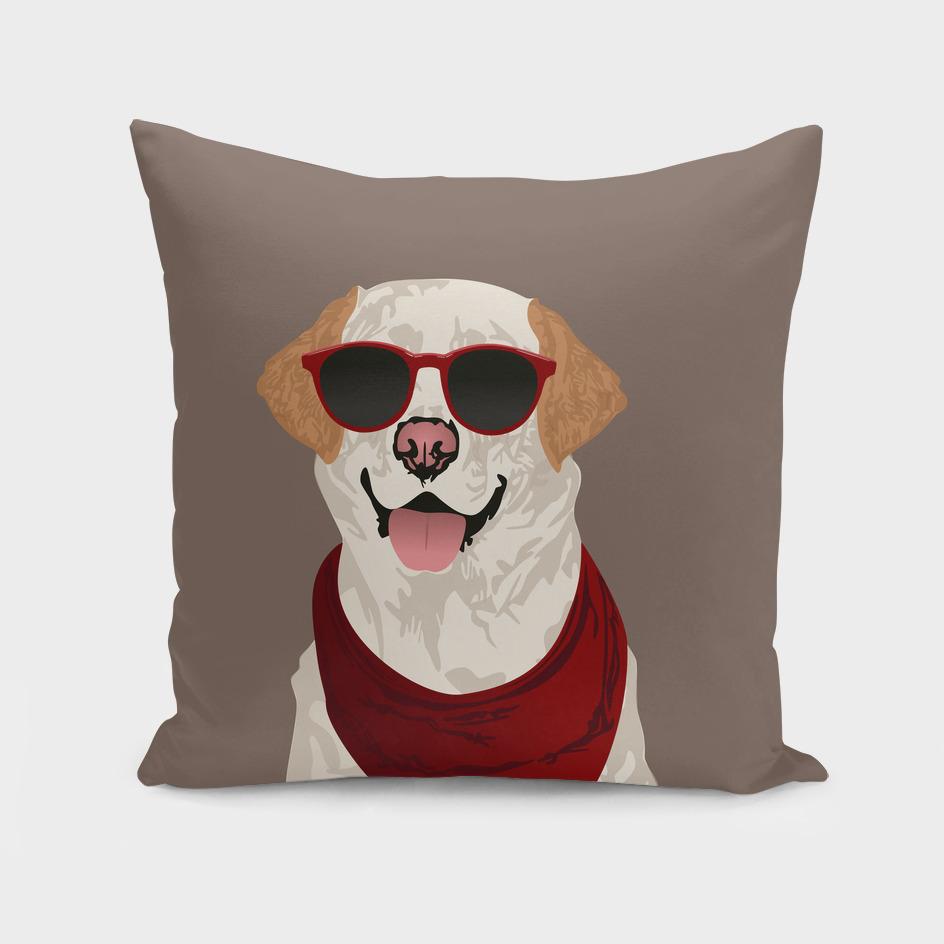 Funky Labrador Retriever for Dog Lovers