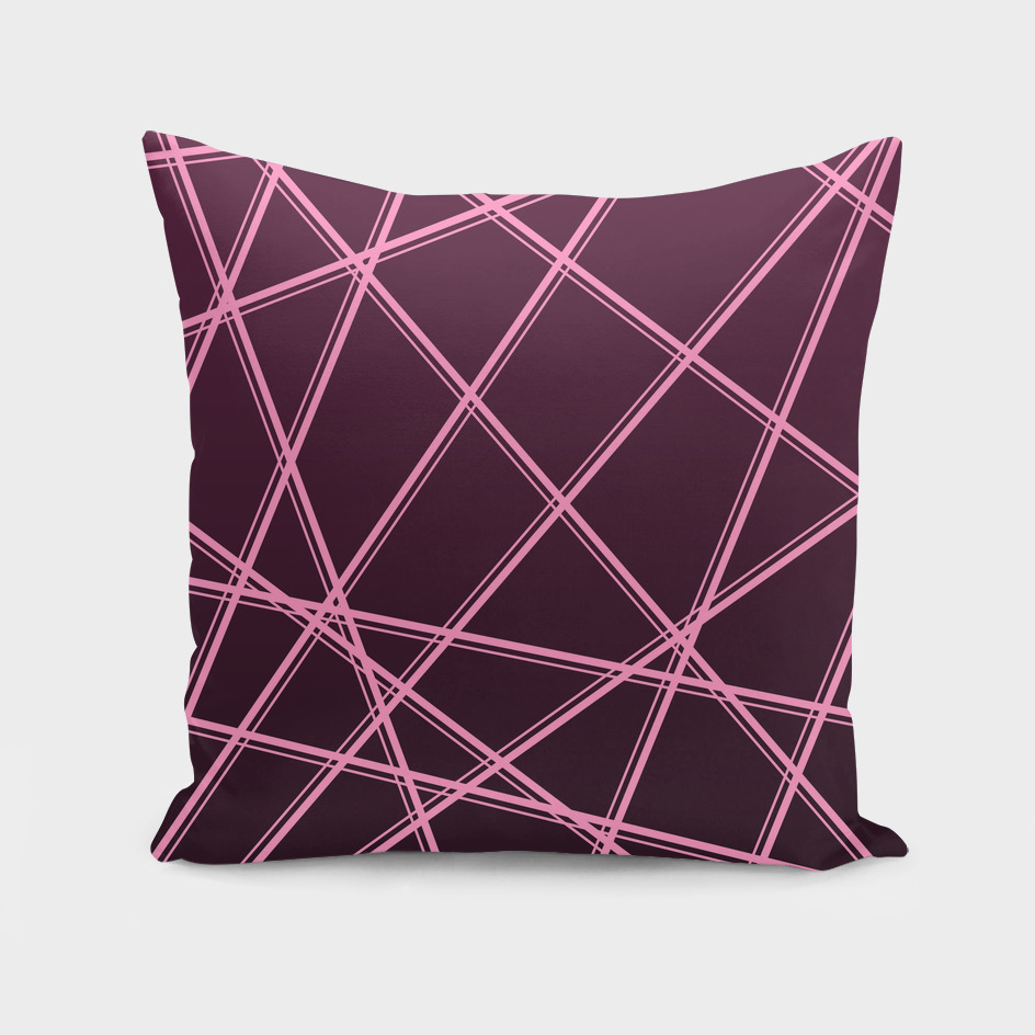 pink lines pattern