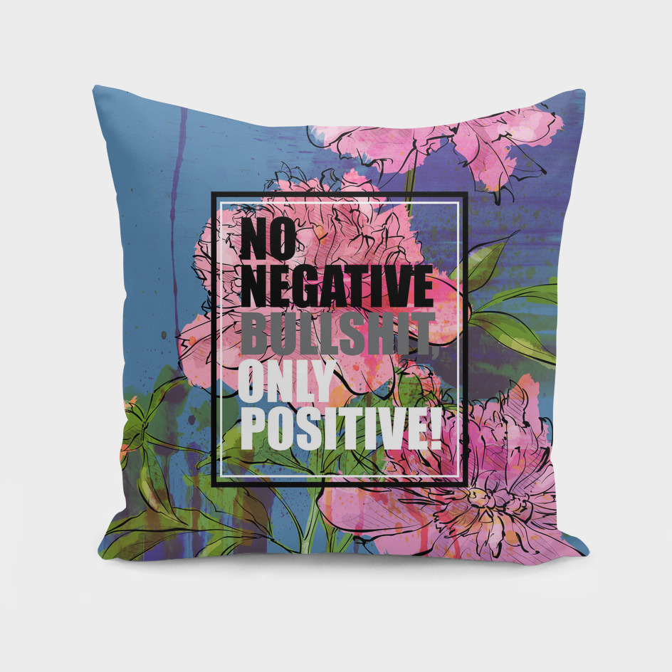 No negative!