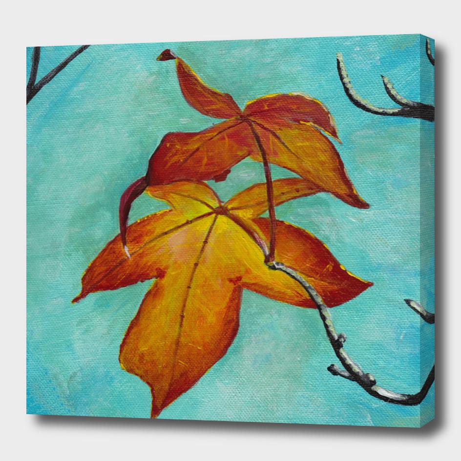 Last Leaves #3