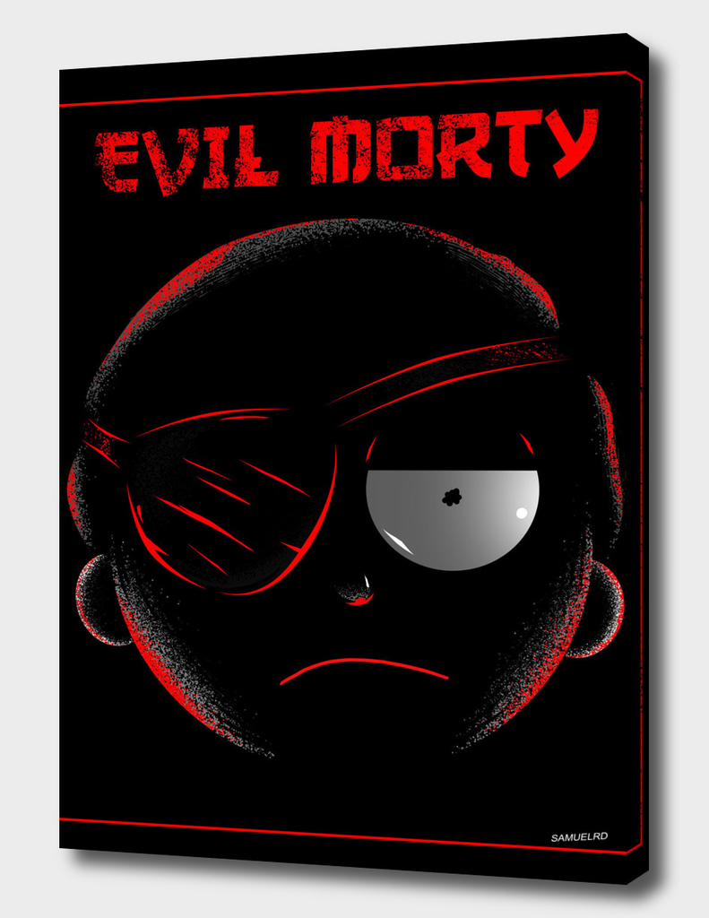 EvilxMorty