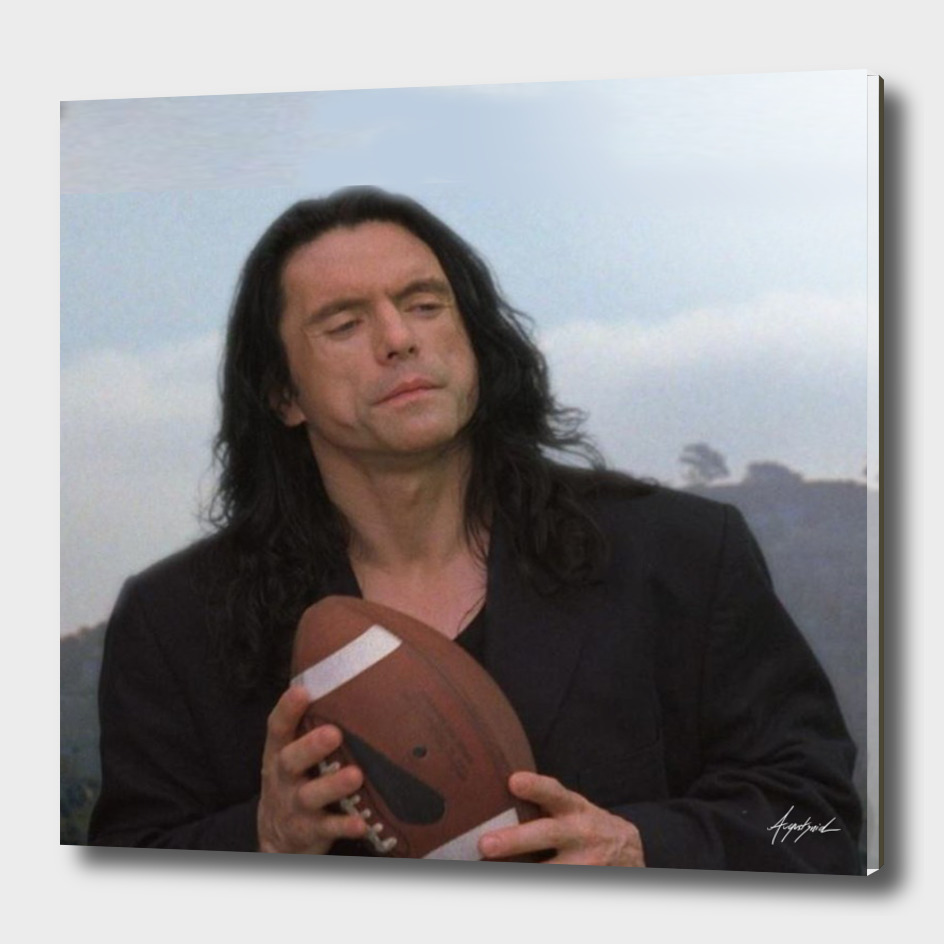 ALL OVER Wiseau Room Tommy Johny Funny Mems