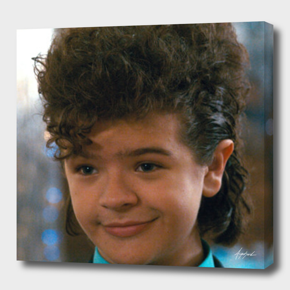 Dustin Mike Eleven Will Lucas Demogorgon TV Show Hair