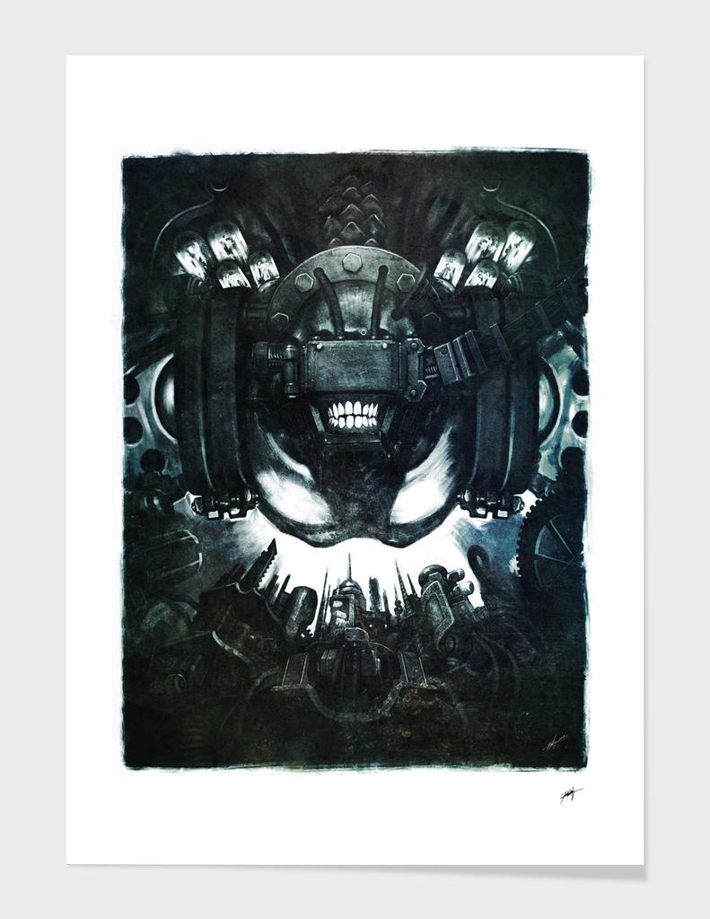 iron mask