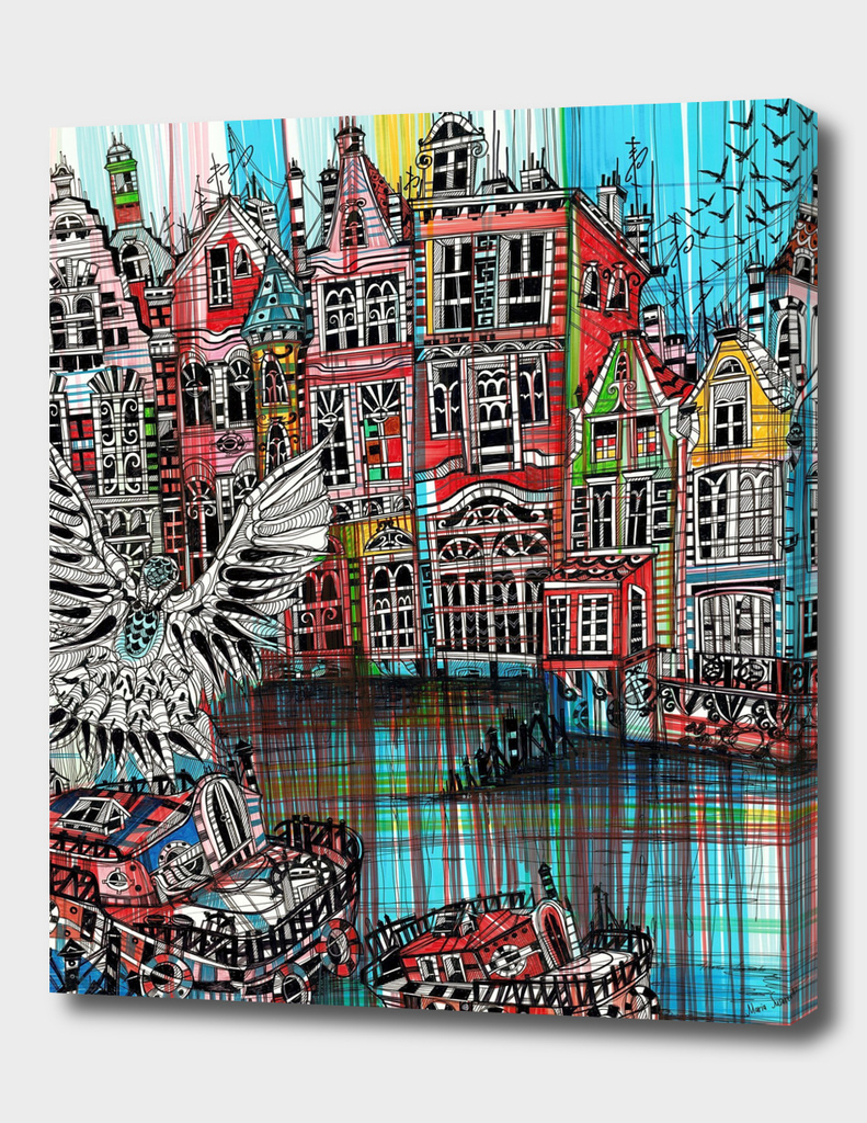 Amsterdam Urban