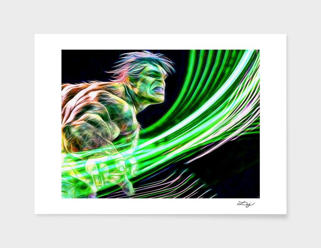 Hulk in Color