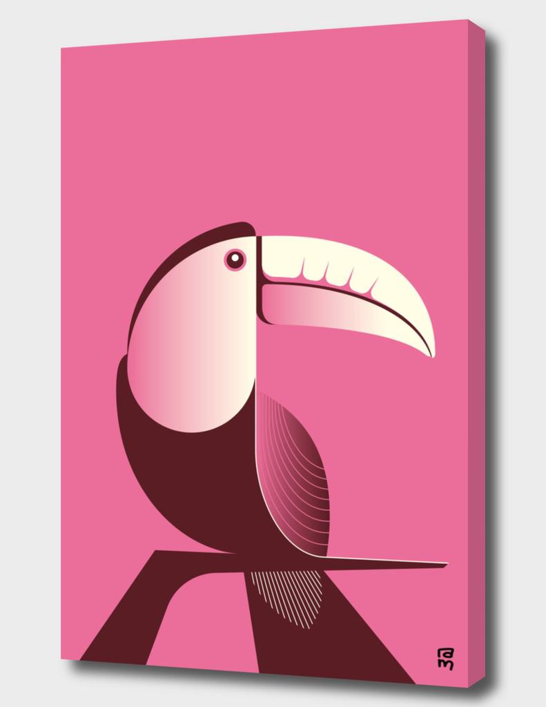 Toucan Pink