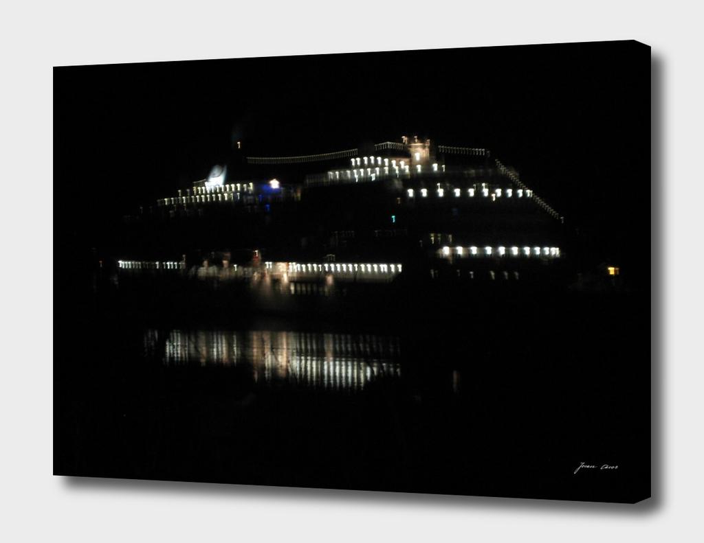 Night at Port