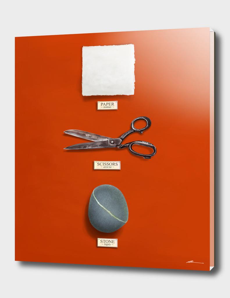 Paper, Scissors, Stone