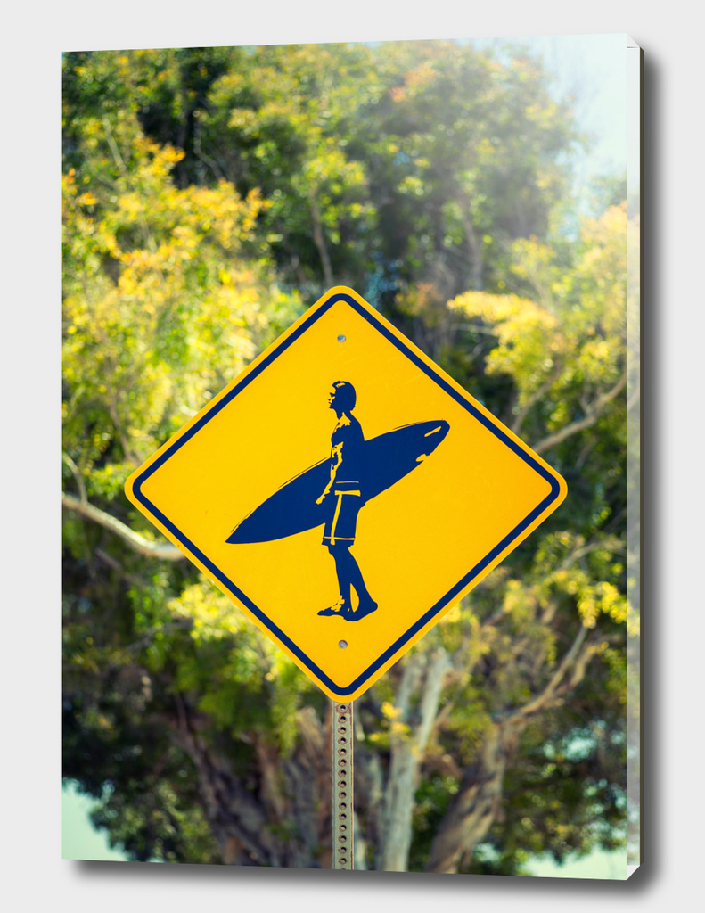 Surfer Sign