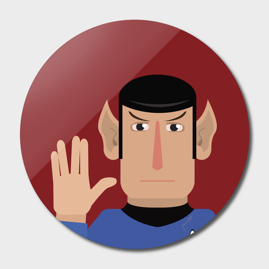 Mr. Spock - Star Trek