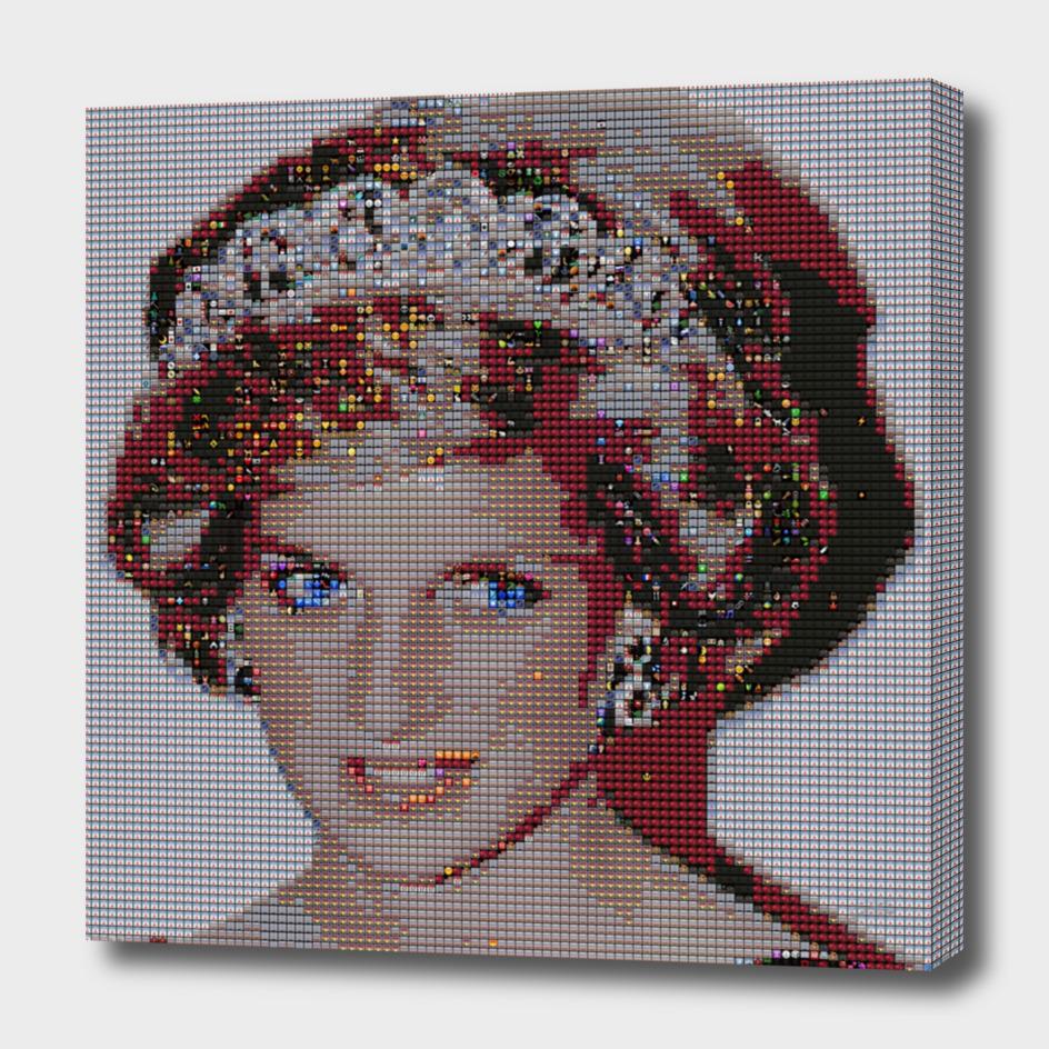 Emoj  Lady Diana