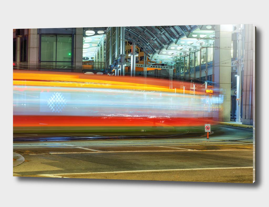 Downtown Blur