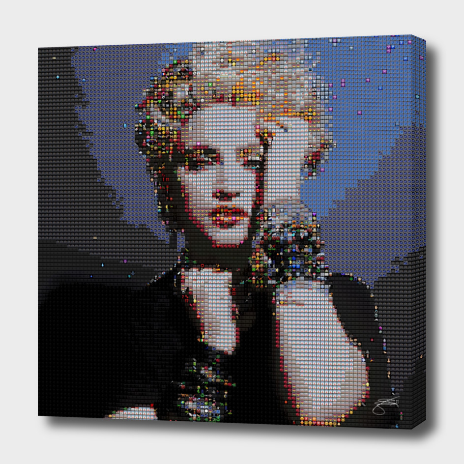 Emoj Madonna