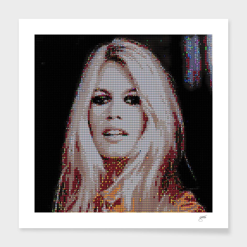 Emoj Brigitte Bardot