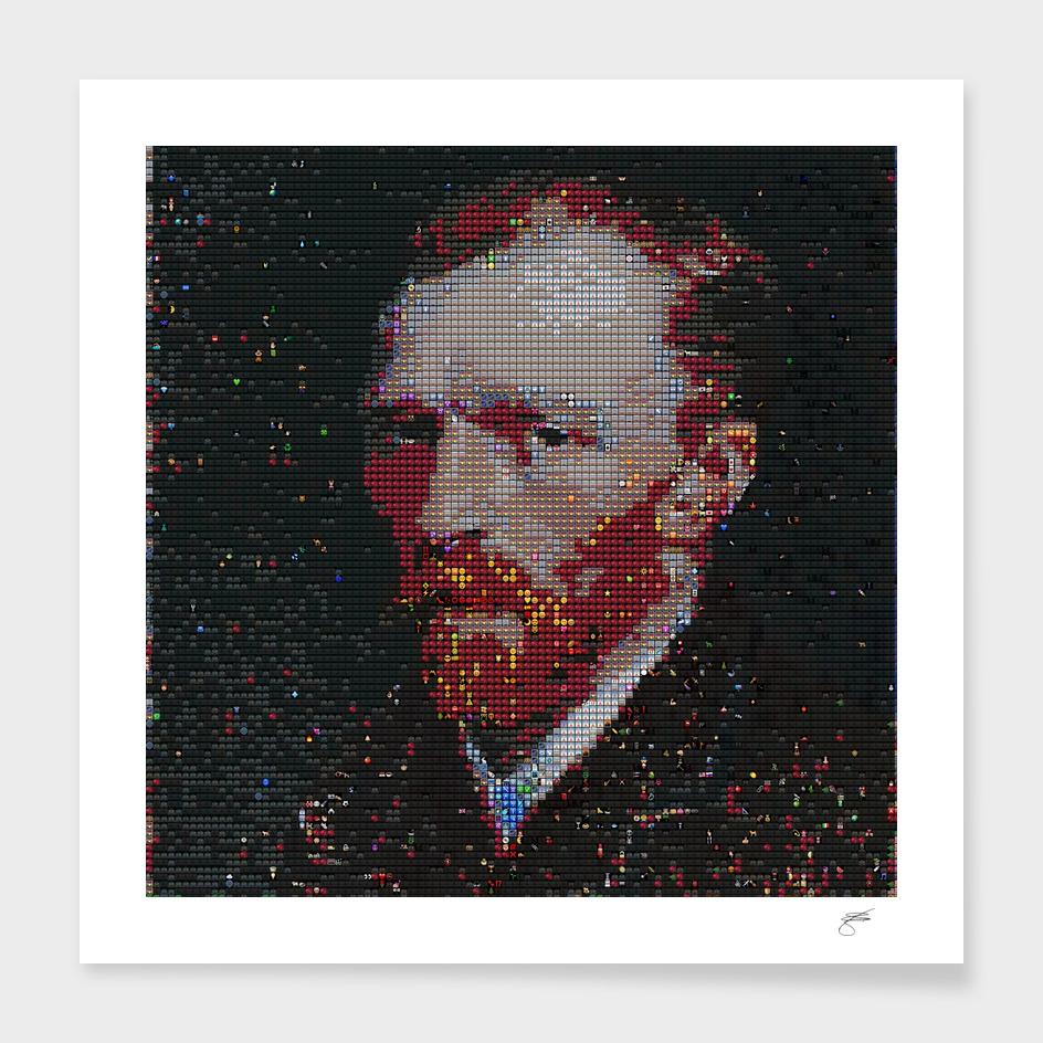 Emoj Van Gogh