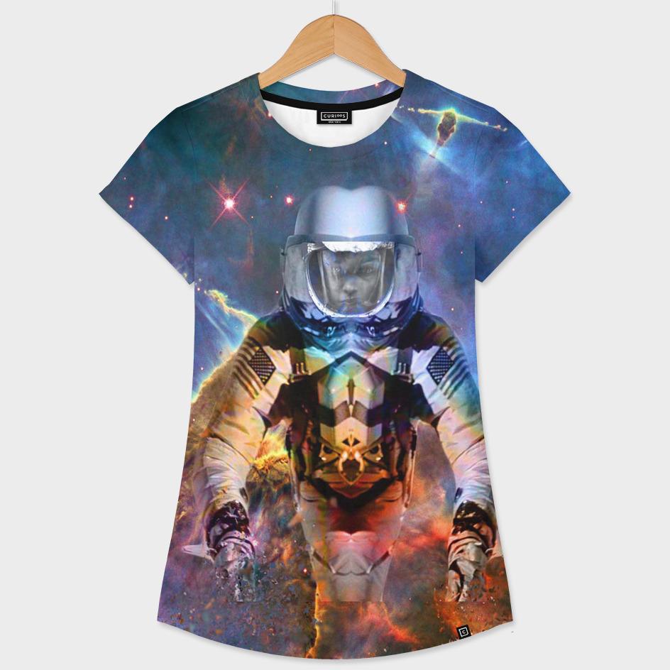 Astronaut Disintegration