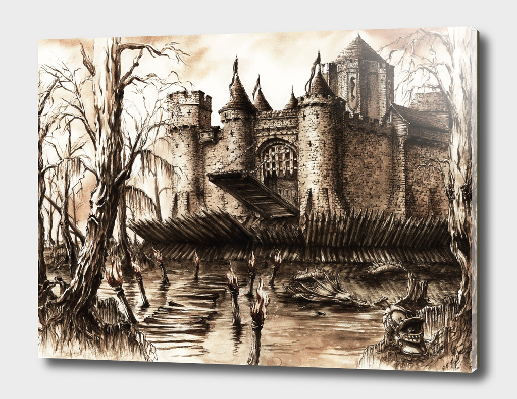 Swamp Fortress