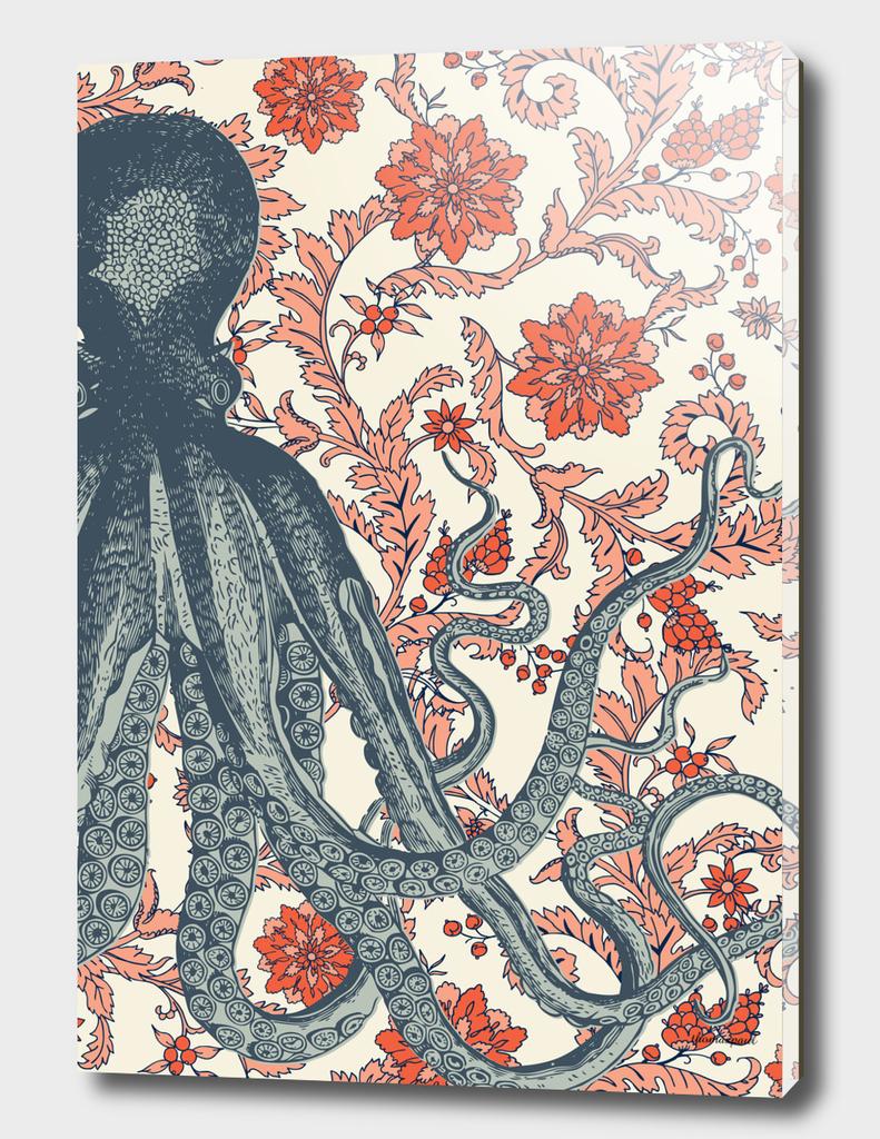 Vineyard Octopus Coral