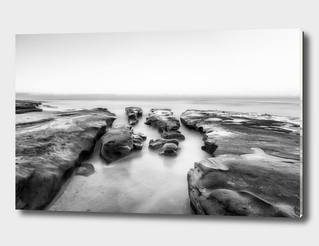 Rocky Monochrome