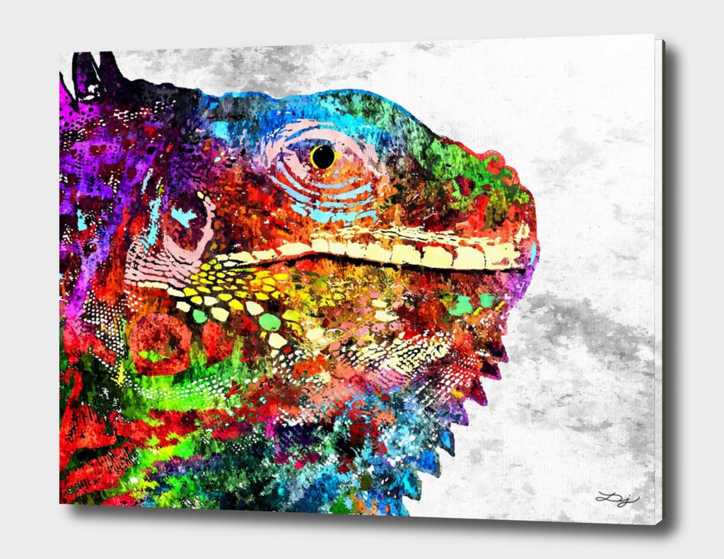 Iguana Grunge