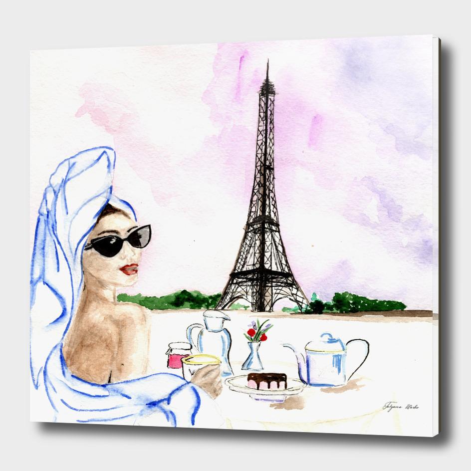 Paris Brunch