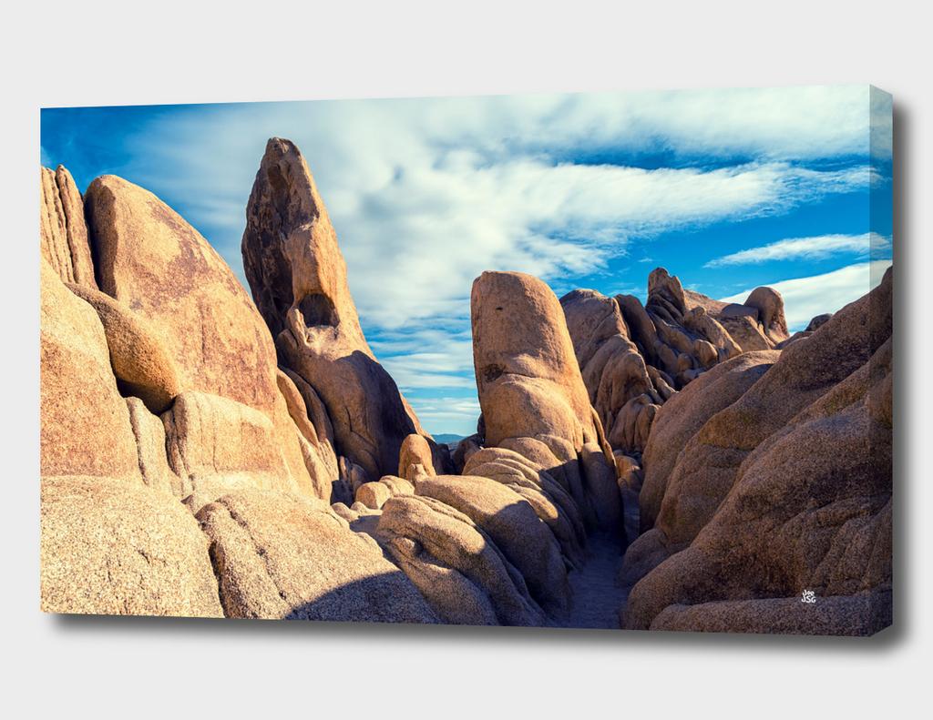 Crazy Rocks