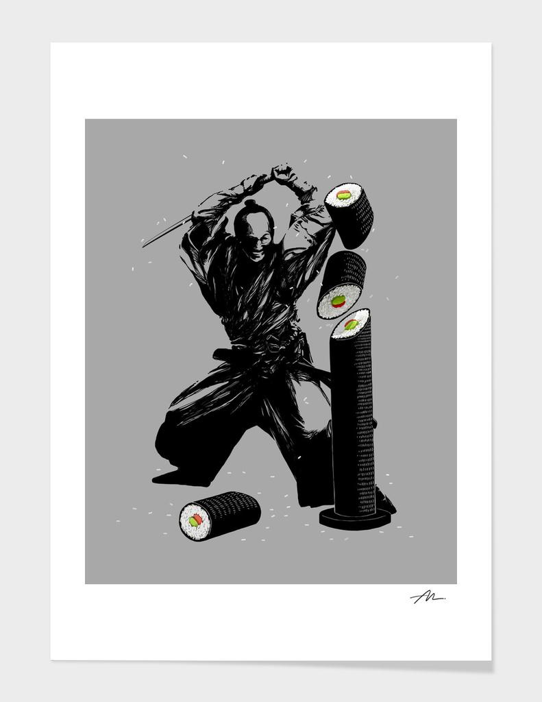 Sushi Slasher