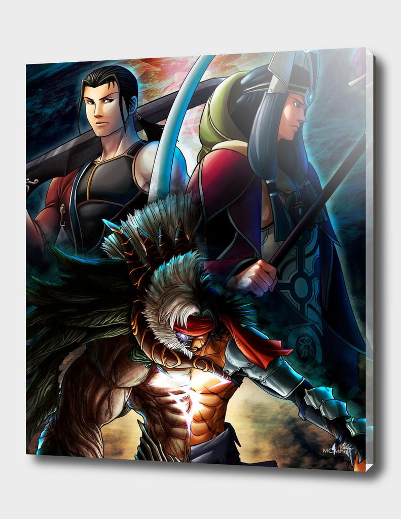 The Final Eon - Final Fantasy X