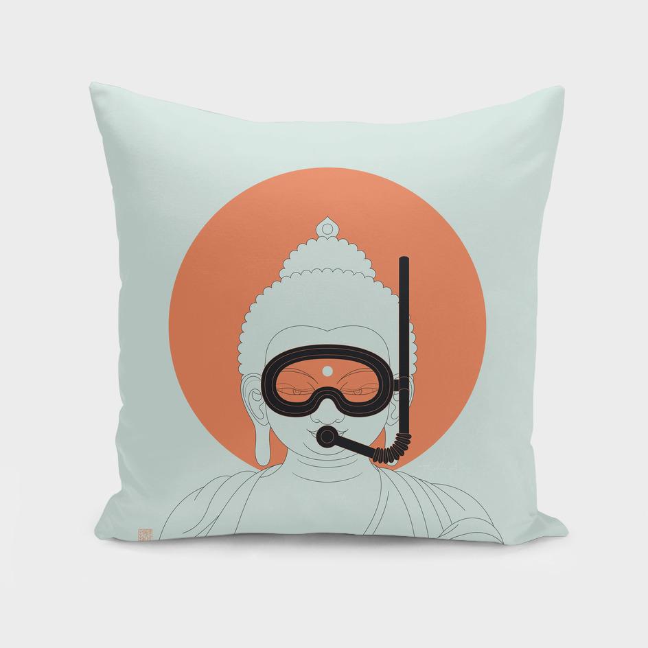 Buddha : Take A Deep Breath!