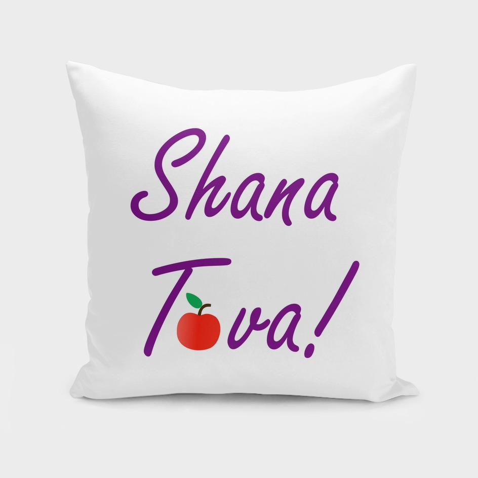 Shana Tova means 'sweet new year'