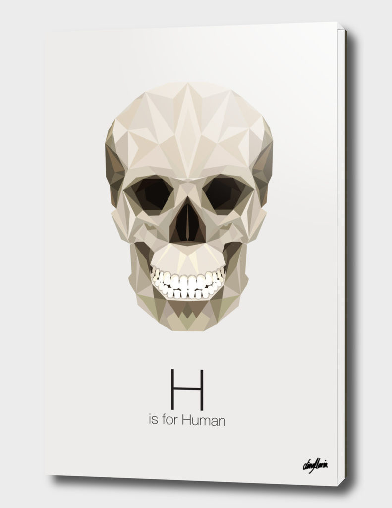 H is for Human